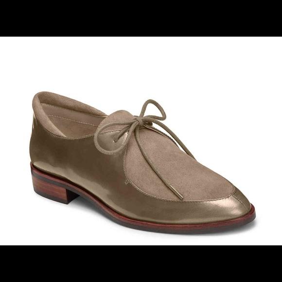19349d17613 Aerosoles Sz 9 Leather Oxford Loafer
